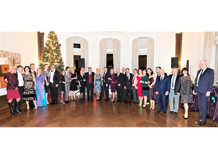 RABC 2017 Christmas Reception and Awards Gala – a Memorable Event