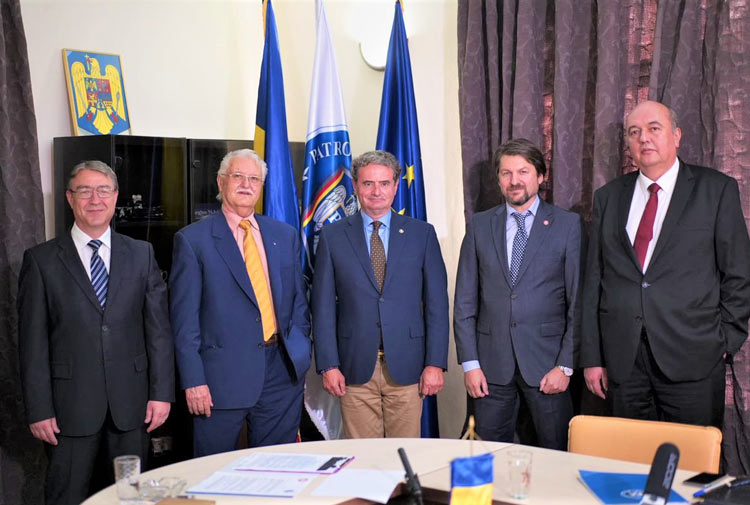RABC Moves Forward Forging New Alliances & Partnerships in Romania Amid the Covid19 Pandemic