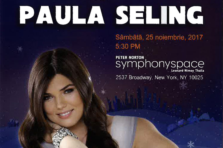 RABC Proudly Supports the Paula Seling Charity Concert benefiting Saint Dumitru Orthodox Church in Manhattan
