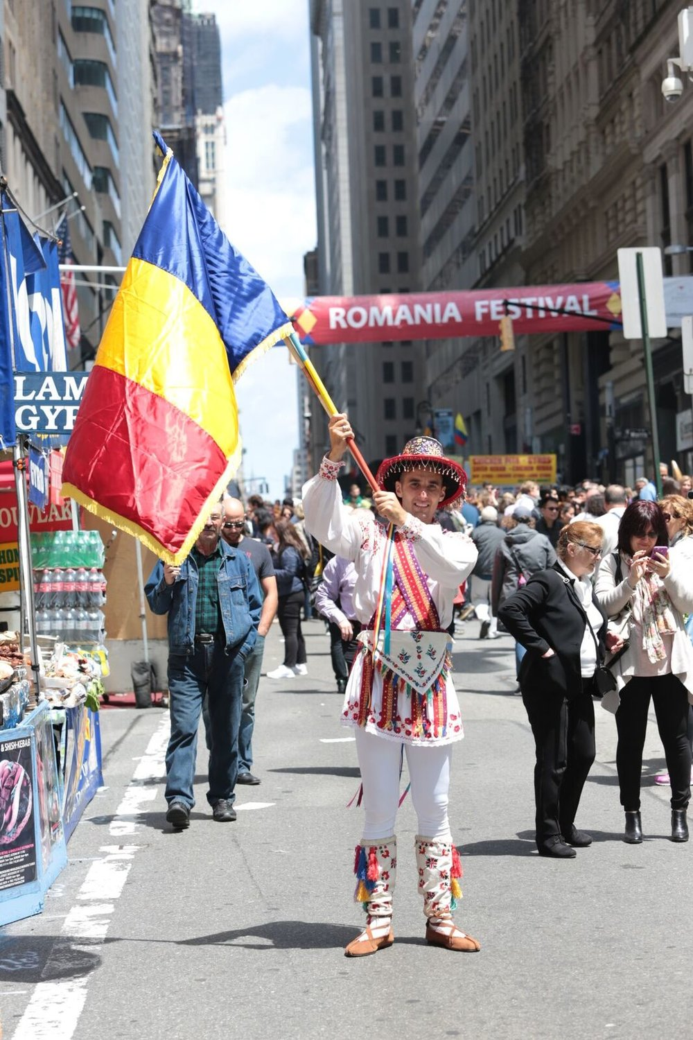 Romania Day Festival on Broadway